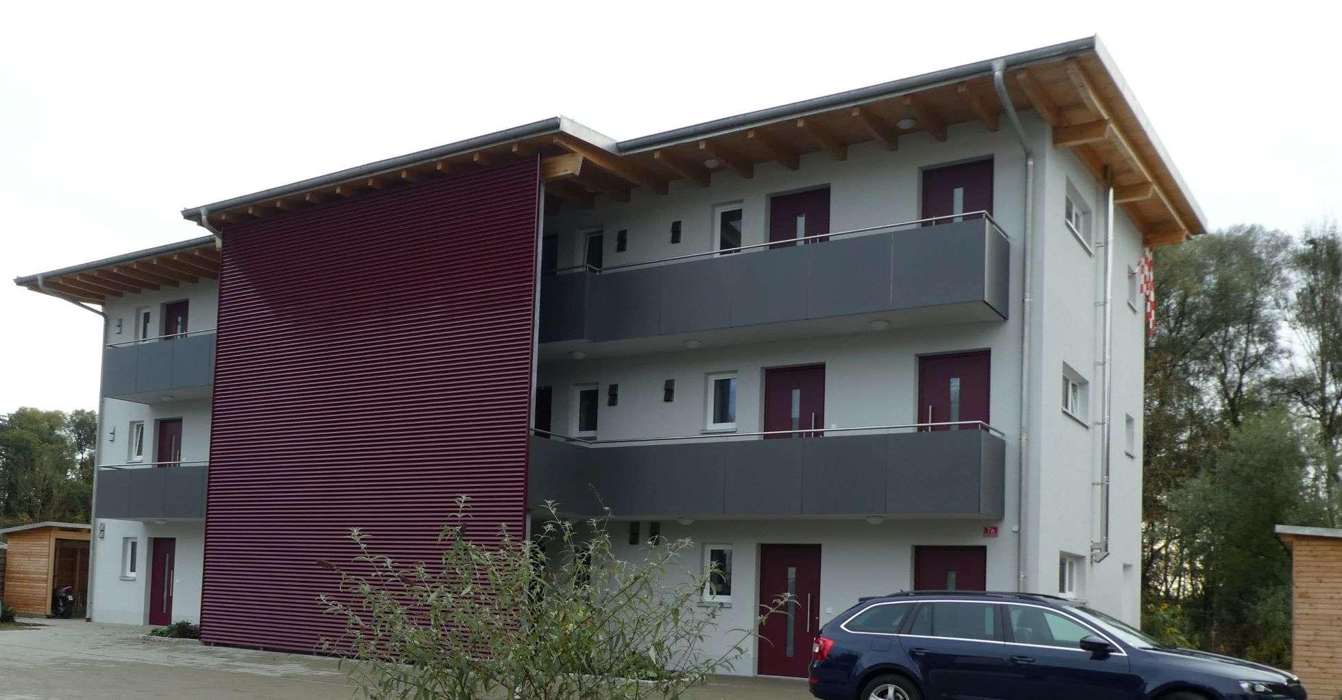 1 Zi.-Appartement, möbliert, Nähe TUM Campus-Weihenstephan, in traumhafter Lage in