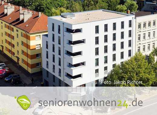 Service-Wohnen für Senioren mitten in Leipzig - mitten im Leben!