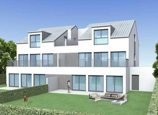 Erstbezug: exklusive 4,5-Zimmer-Wohnung mit riesigem Garten und Terrasse in Dortmund