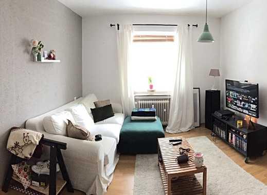 Freundliche 2-Zimmer-Wohnung in Heidenheim