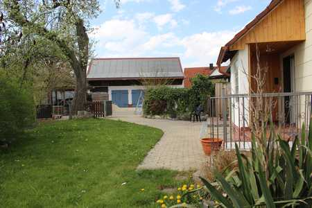Schöne 4-Zimmer Dachgeschoßwohnung in Altomünster