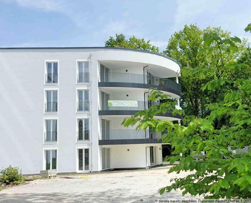 Erstbezug : Attraktiv konzipierte Zweizimmerwohnung mit großer Südwestterrasse in Ottobrunn