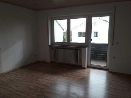 Schöne gepflegte 3,5 Zimmerwohnung in 2 Familienhaus in Höchstädt an der Donau