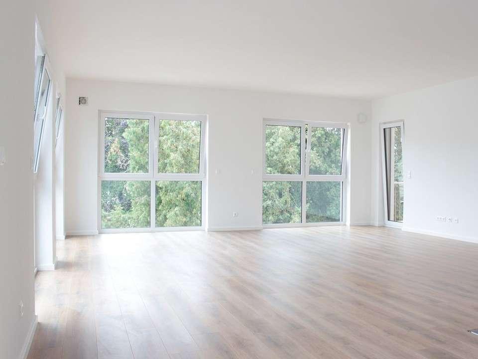 DREGER: Schlüsselfertige Wohnung mit Ankleide, Gäste-WC, Aufzug - provisionsfreier Neubau in Kahl am Main