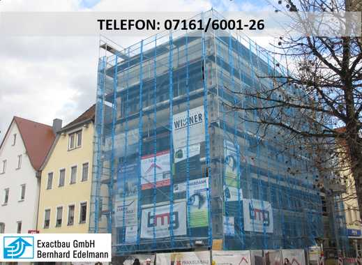 Neu renovierte 3-Zimmer-Penthouse-Wohnung in der Stadtmitte!