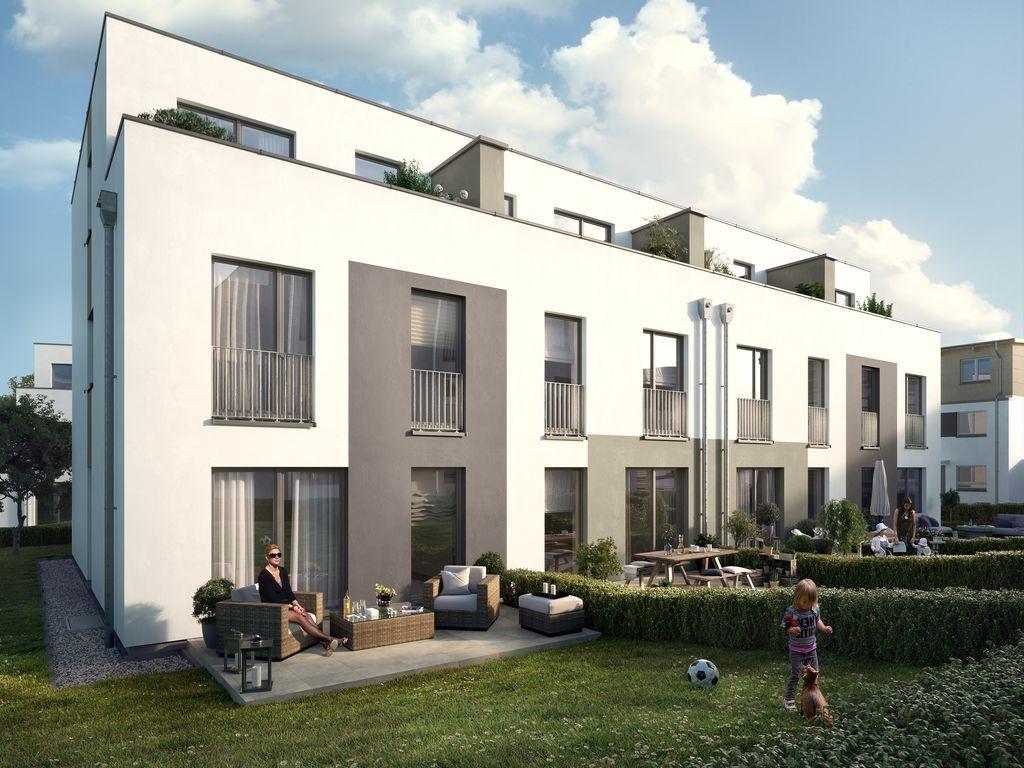 Viel Raum für Ihre Wohnideen im Reihenendhaus in Rosbach
