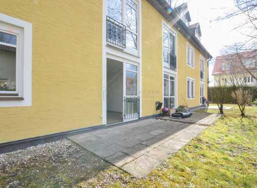 Teilsanierte, helle 1-Zimmer-Wohnung in Forstenried