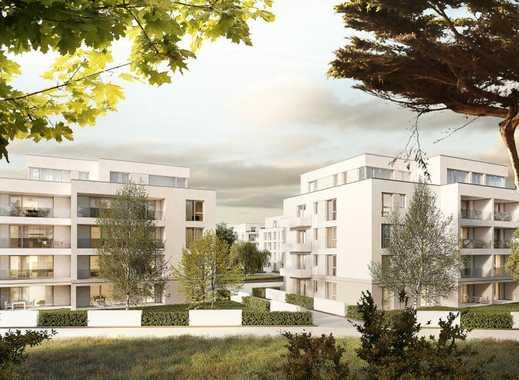 Klostergarten Mainz - hier will ich sein - Großzügige 4-Zimmer-Wohnung mit moderner Ausstattung