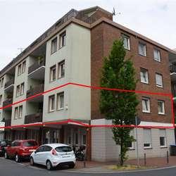 Großzügige Praxis / Büroetage mit Aufzug im Zentrum von Moers.