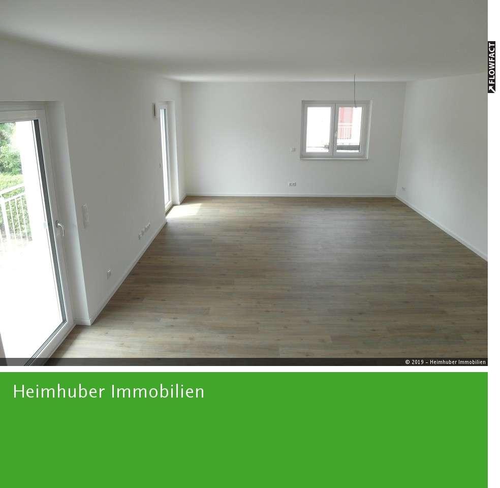 Moderne urbane 4 Zimmer Wohnung mit Südbalkon & Hobbyraum – Erstbezug ! in Trudering (München)