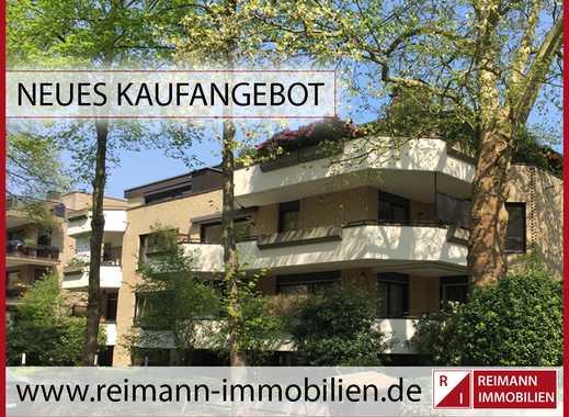 Maisonettewohnung in unmittelbarer Stadtwaldnähe | Kamin | Terrasse | Einbauküche | TG-Stpl.