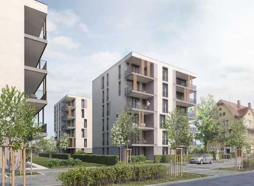 1-Zimmer-Wohnung im 3. Obergeschoss - Mitten in Heidenheim