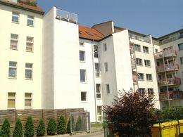 Cottbuser Straße 5 - Hofansich