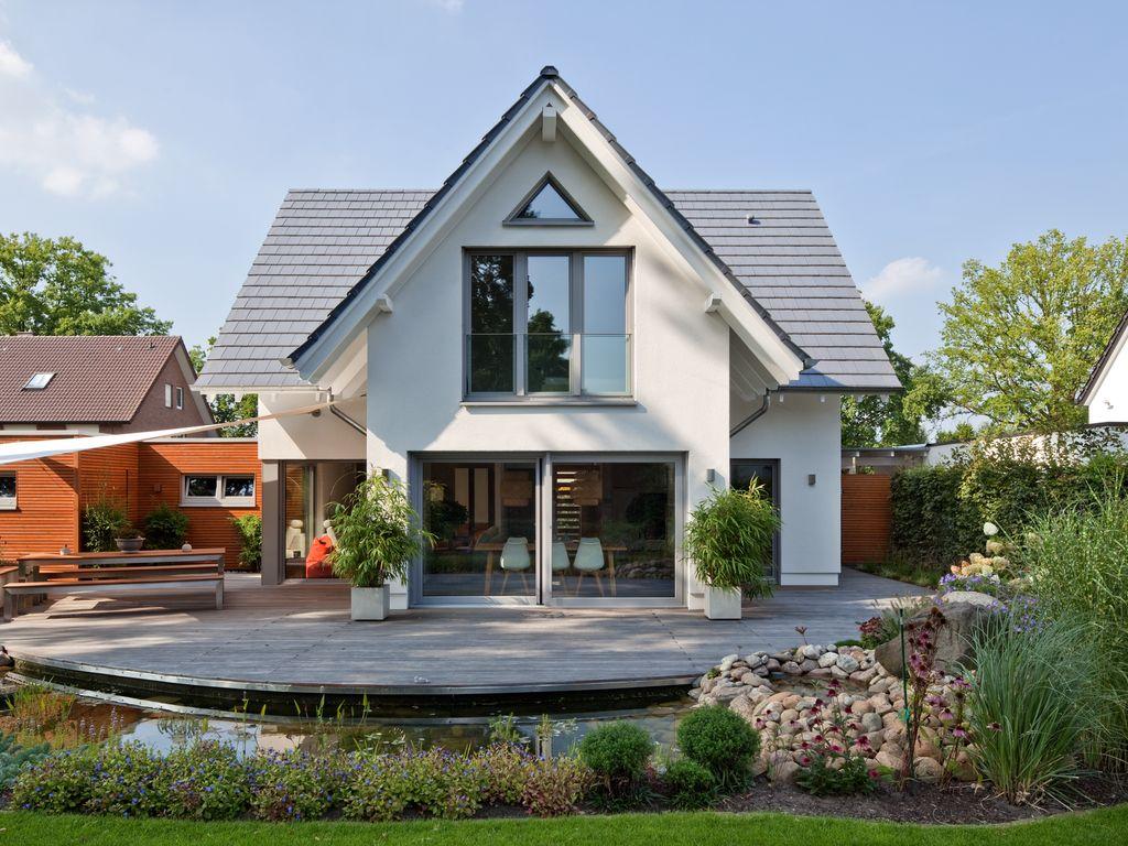 Haus Westermann - Modernes Traumhaus mit besonderem Stil.