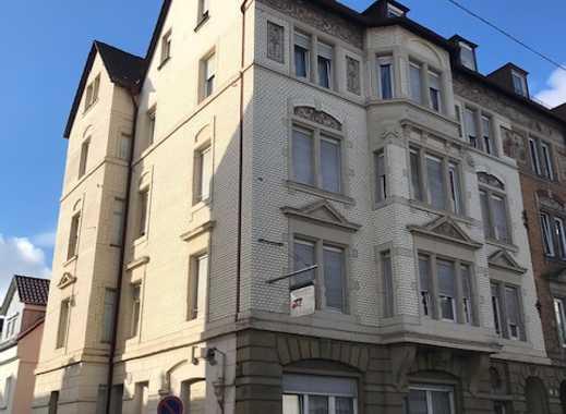 Apartmenthaus mit 25 Einheiten in der Ulmer City
