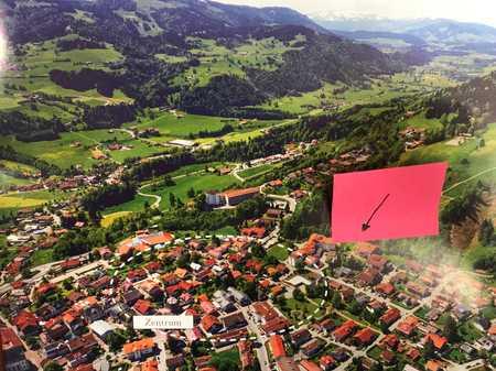 Neue mobilierte 2,5 Zi. (Ferien-) Wohnung im Herzen von Oberstaufen in Oberstaufen