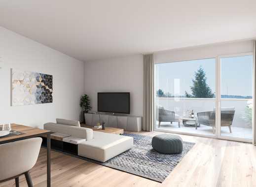 Hier will ich wohnen - super 3-Zimmer-Dachterrassenwohnung (B10)