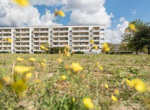 **Dachgeschoss-Wohnung mit Balkon** - Delitzsch-Nord