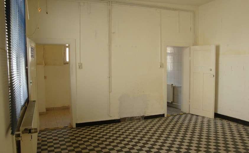 kleine Räume im großen Laden