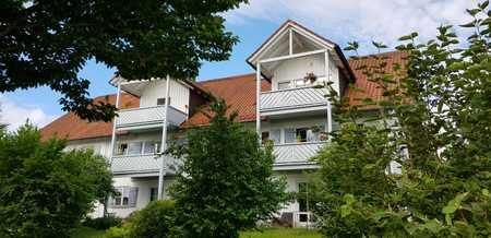 Schöne 2-Zimmer-Dachgeschosswohnung mit Balkon in Windach in Windach