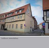 Helle 3-Raumwohnung im historischen Fachwerkhaus