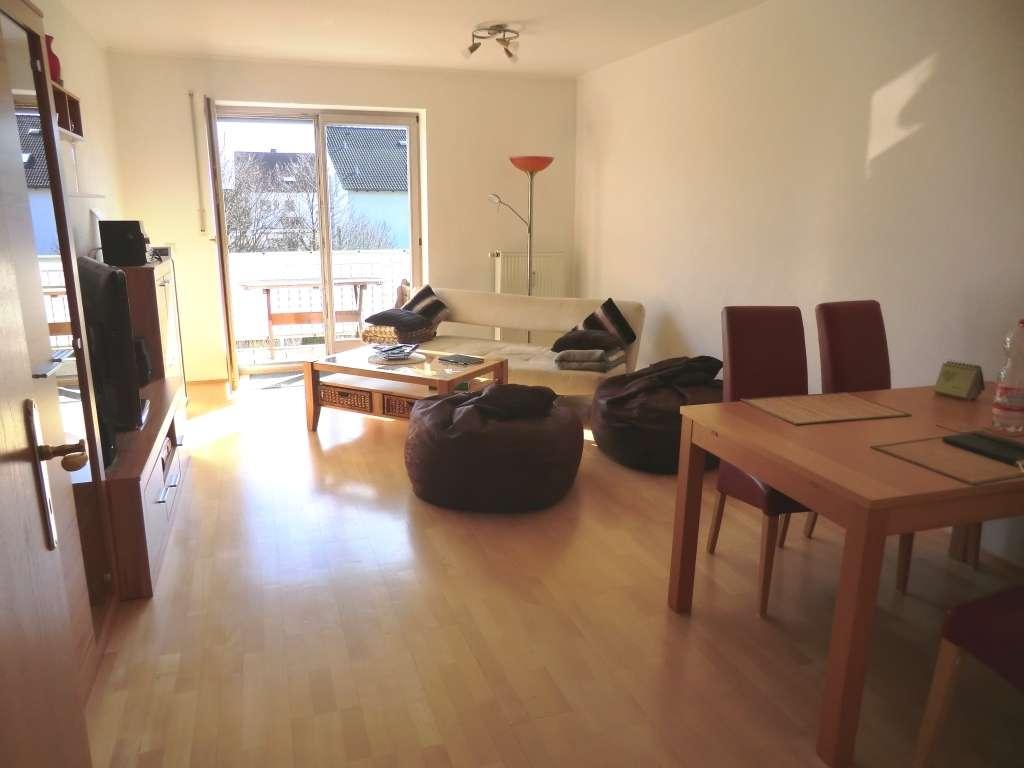 Schöne 3-Zimmer-Whg. in ruhiger Wohnlage mit hochwertiger EBK in Südost (Ingolstadt)