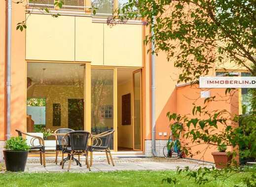 IMMOBERLIN: Townhouse zur Miete: Perfektes Wohlfühlambiente in bester Westend-Lage