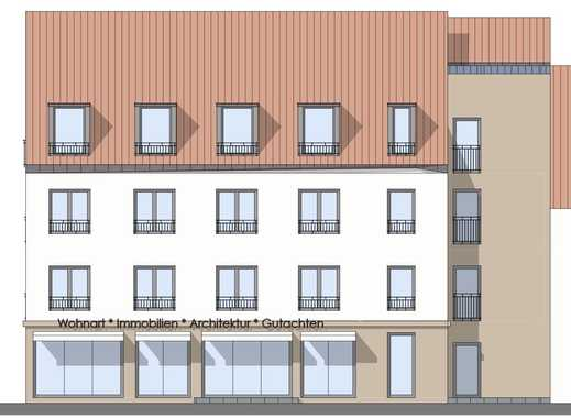 ERSTBEZUG - Moderne Praxis- / Büroflächen über zwei Ebenen mit Fahrstuhl direkt im Zentrum