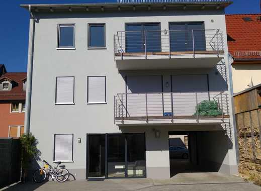 Moderne 2-Raumwohnung mit FBH und EBK in der Stadtmitte (46 m²)