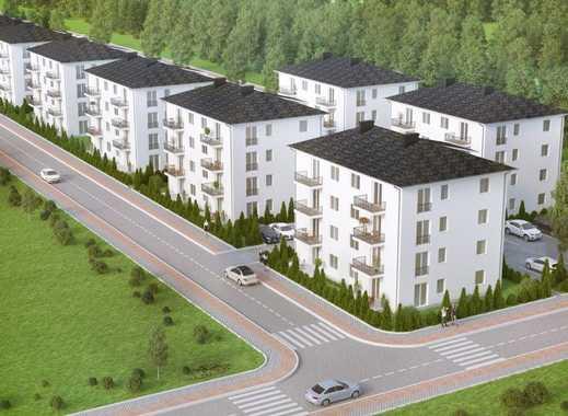 Bezahlbarer Neubau mit gehobener Ausstattung an Berliner-Stadtgrenze