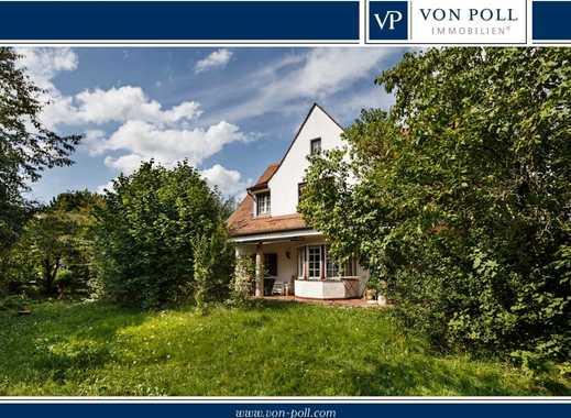Rarität – renovierungsbedürftige Villa der Jahrhundertwende in Bestlage
