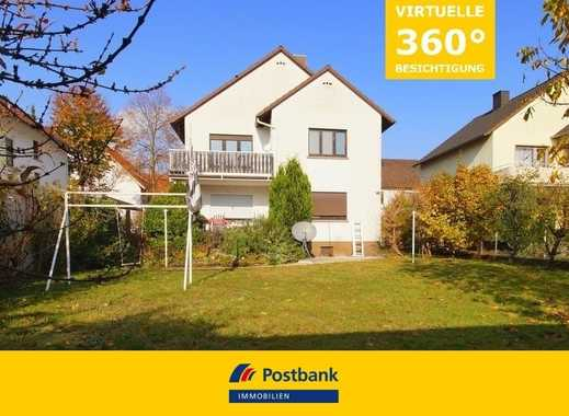 Solides 2-Familienhaus mit großem Sonnengarten