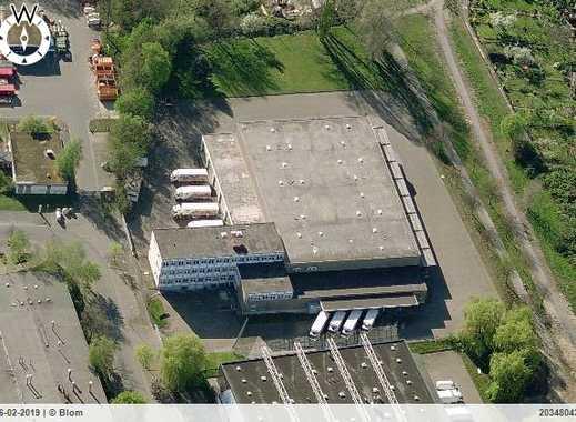 *provisionsfrei* Halle+Büro+Kühllager, Lebensmittel-Lager, City-Logistik, Hannover-List!