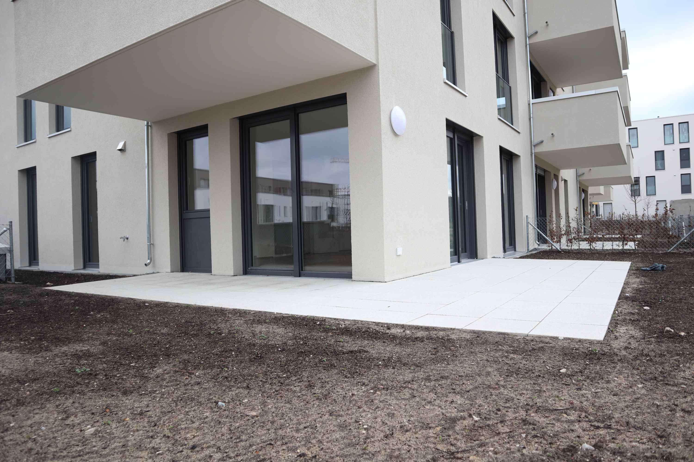 """Garten-NEUBAU-Erstbezug: 3-Zimmer-Wohnung im """"SchönLebenPark"""" in Langwasser Nordost (Nürnberg)"""