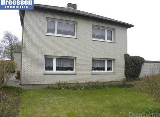 Westerdeichstrich: Mehrfamilienhaus mit ca. 276 m² Wfl. auf 2 Wohneinheiten und ca. 1,3 ha Weideland