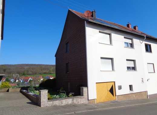 Gepflegtes Großzügiges Einfamilienhaus mit Garage, Wohnen in der Westpfalz