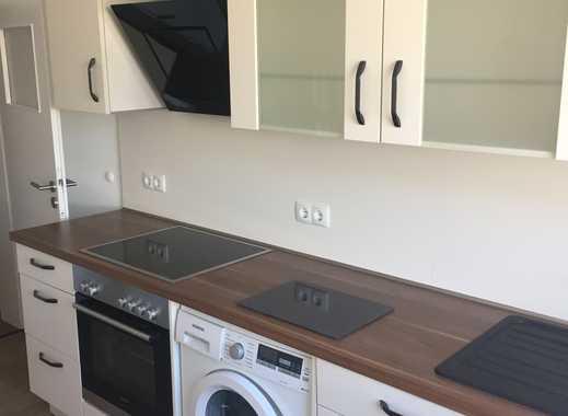 2-Zimmer-Wohnung mit Einbauküche