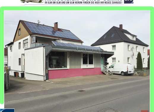 Wohn und Geschäftshaus in Ulm-Einsingen.