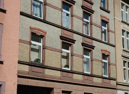 Frankfurt-Bockenheim, 1-Zi. Altbau-Wohnung mit Wohnküche