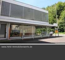 Bild Vielseitig nutzbarer Gebäudekomplex mit 2.146 qm Büro-, Lager- u. Ausstellungsfläche.