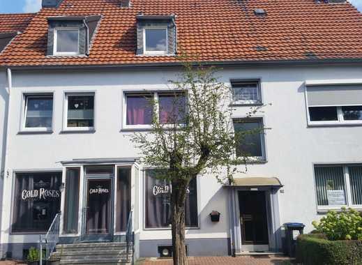 Erstbezug nach Sanierung: ansprechende 4-Zimmer-DG-Wohnung zur Miete in Hattingen