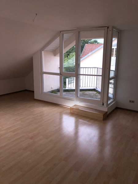 4 - Zimmerdachgeschosswohnung in bevorzugter Lage in Bad Kissingen