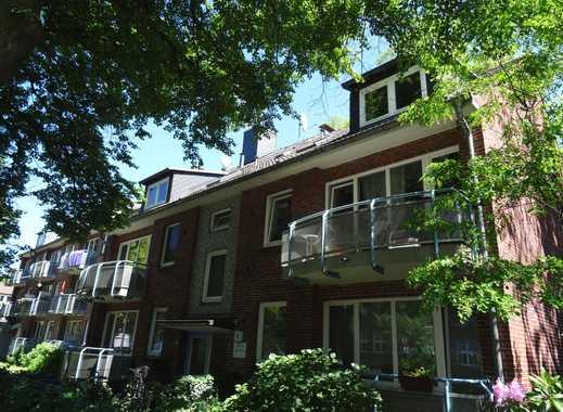 Sanierte 2-Zimmer-Dachgeschosswohnung zum Wohlfühlen