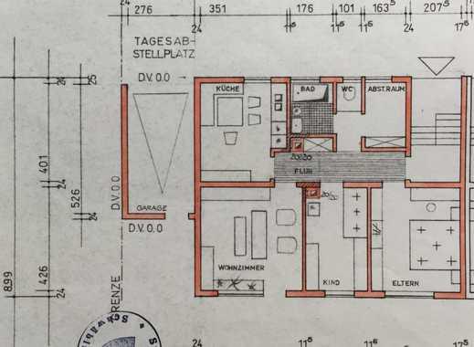Freundliche 3,5-Zimmer-Wohnung in Schwäbisch Gmünd-Lindenfeld