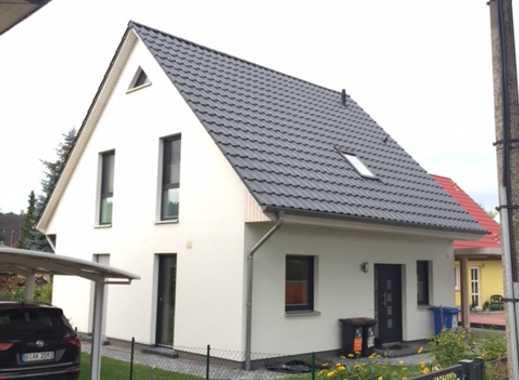 **Neubau eines massiven EFH in toller Siedlungslage von Berlin-Mahlsdorf/Süd**