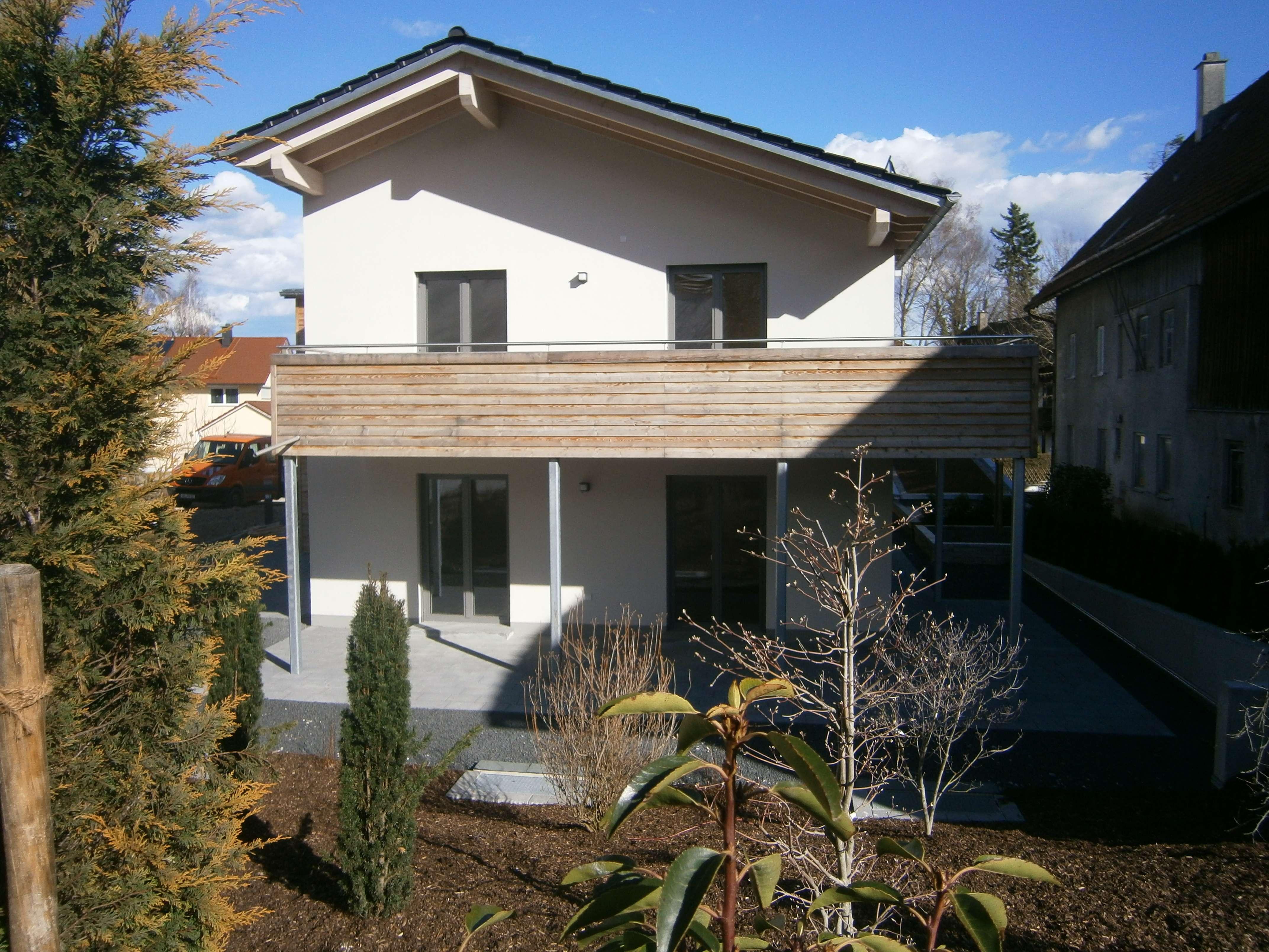 Erstbezug: attraktive 3-Zimmer-Wohnung in Bad Wörishofen in Bad Wörishofen