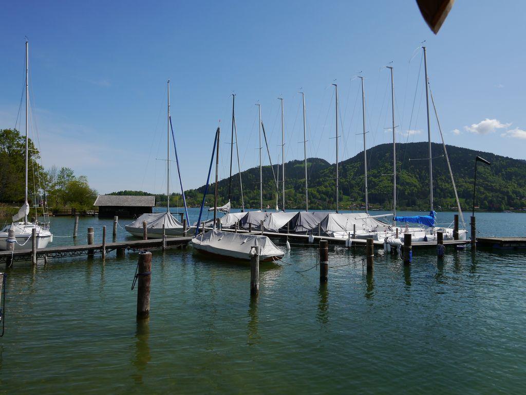 Yachthafen Bad Wiessee