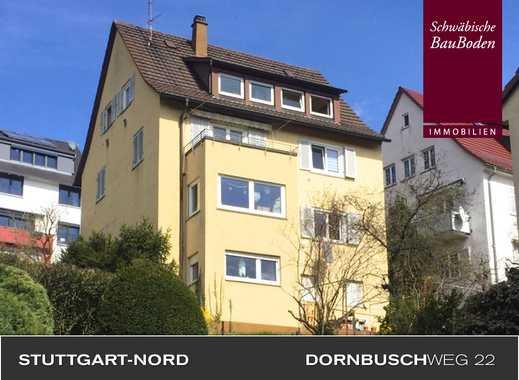 S-Nord: Attraktives, solides Mehrfamilienhaus mit 4 Wohneinheiten in Halbhöhenlage +++