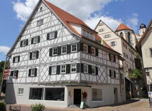 Neuwertige 1-Zimmer-Erdgeschosswohnung mit EBK in Haigerloch