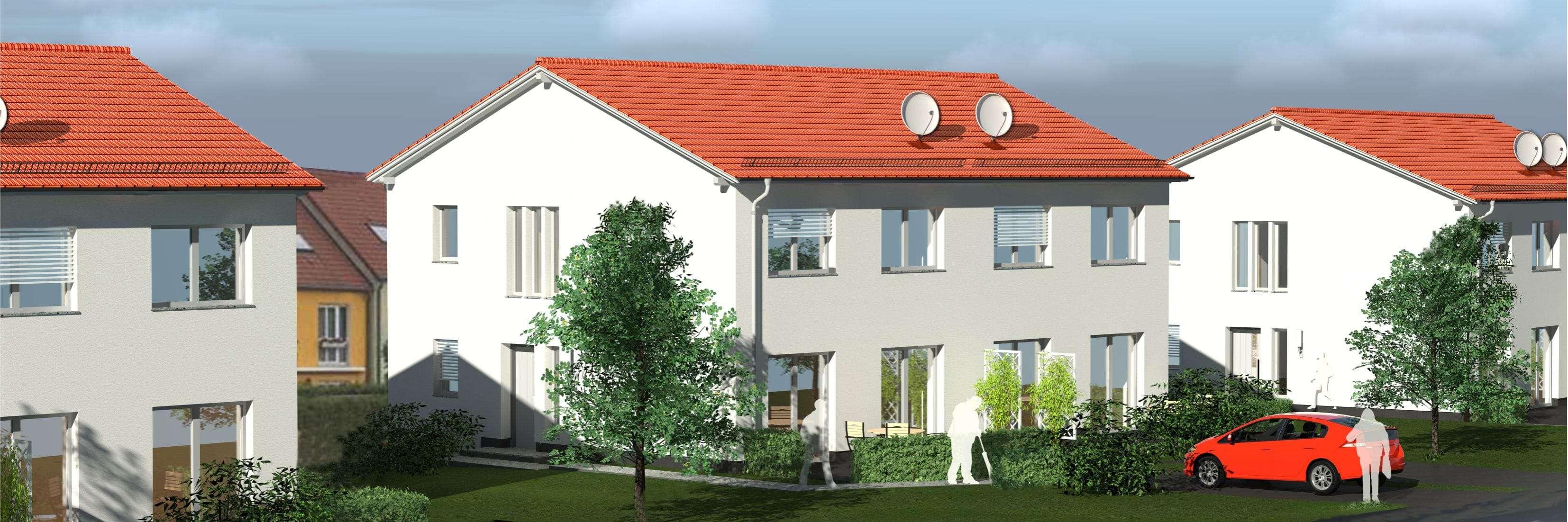 Kompaktes Haus mit viel Platz - Einzug ab Frühjahr 2019 möglich - Haus zum Kauf in Radeburg